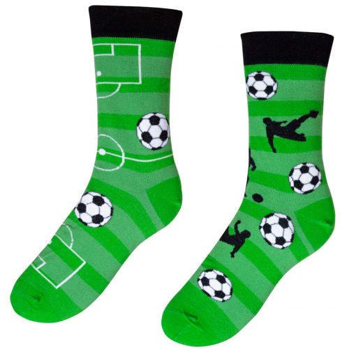 Veselé ponožky POHODKY Futbal