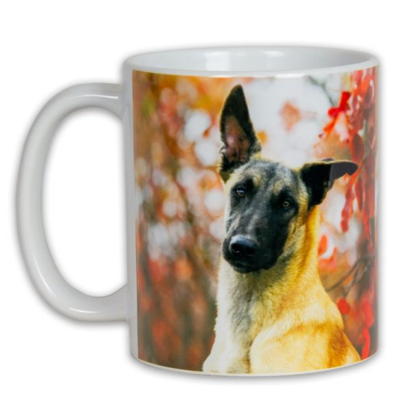 Hrnček s obrázkom - Pes Belgický Ovčiak