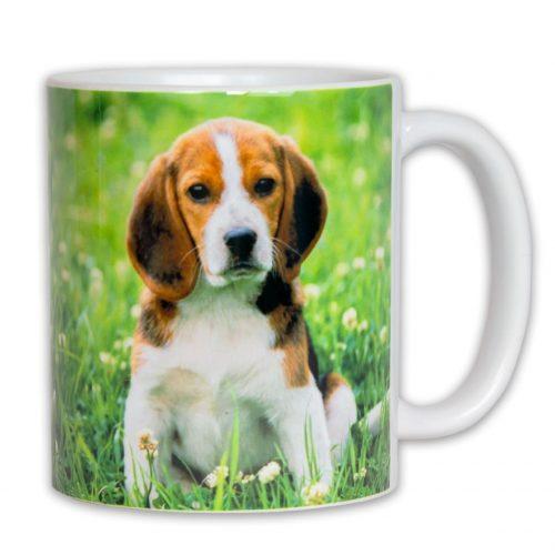 Hrnček s obrázkom - Pes Bígel