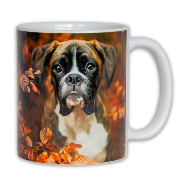 Hrnček s obrázkom - Pes Boxer