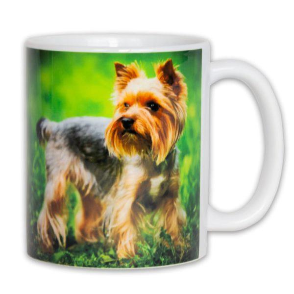 Hrnček s obrázkom - Pes Yorkshire