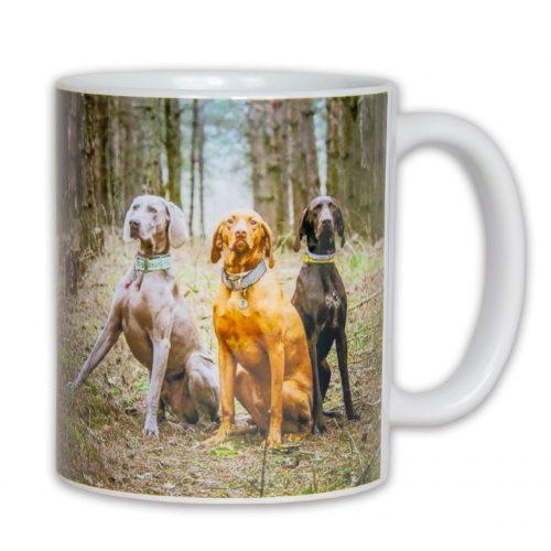 Hrnček s obrázkom - Poľovnícke Psy