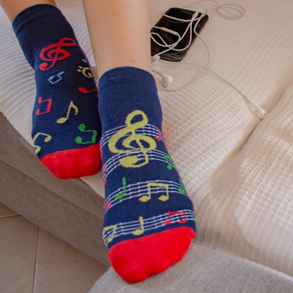 Veselé ponožky POHODKY Hudba