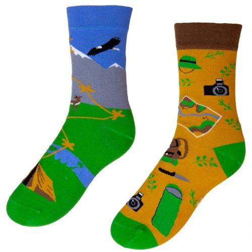 Veselé ponožky POHODKY Turistika