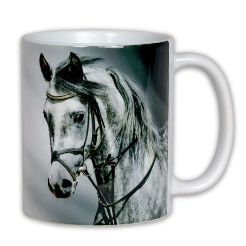 Hrnček s obrázkom - Kôň