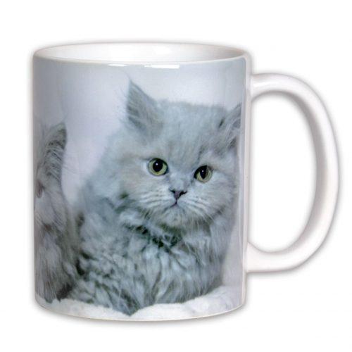 Hrnček s obrázkom - Mačiatká