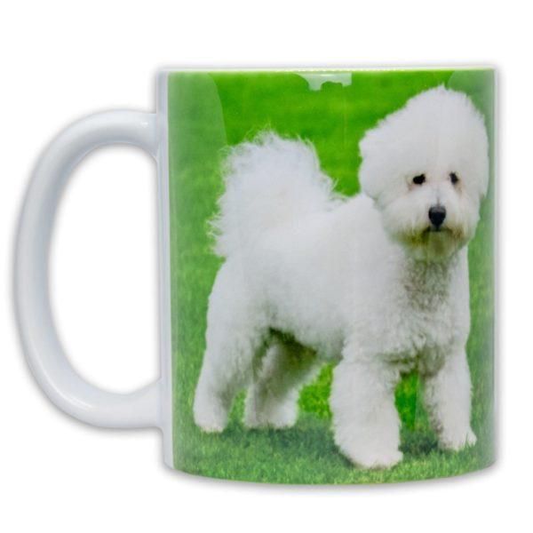 Hrnček s obrázkom - Pes Bišon