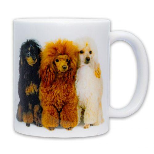 Hrnček s obrázkom - Pes Pudel