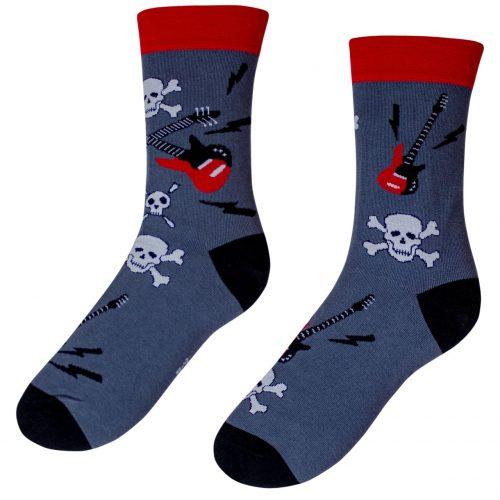 Veselé ponožky POHODKY Rock