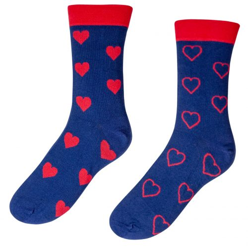 Veselé ponožky POHODKY Srdiečka