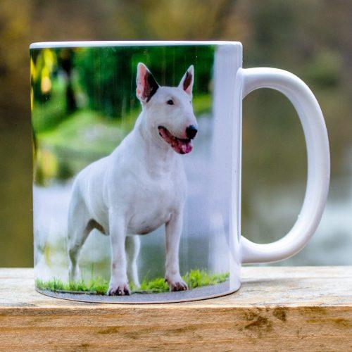 Hrnček s obrázkom - Bull Terrier