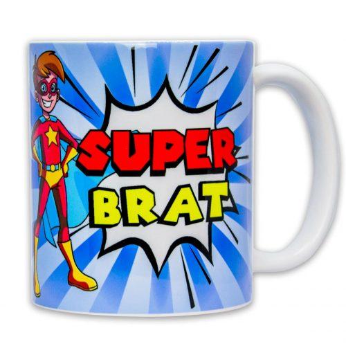 Hrnček s obrázkom - Super Brat