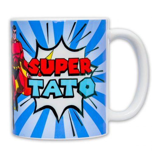 Hrnček s obrázkom - Super Tato