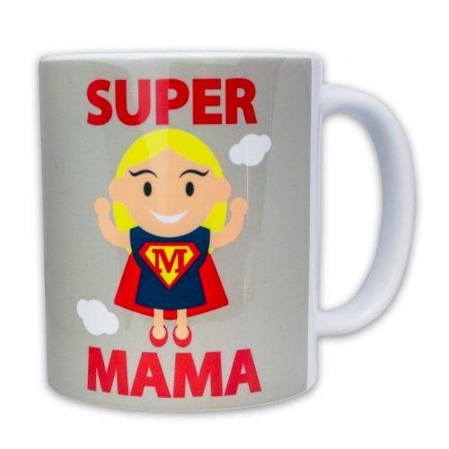 Hrnček s obrázkom - Super Mama