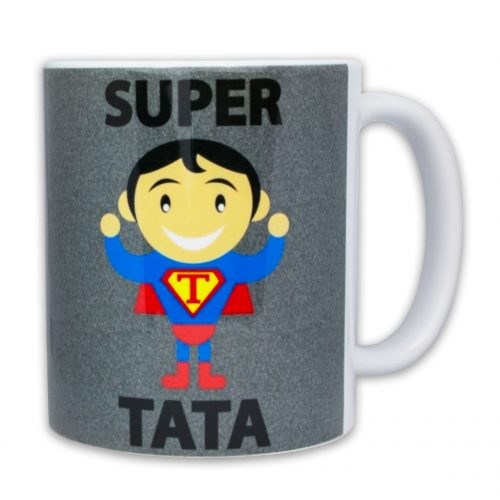 Hrnček s obrázkom - Super Tata