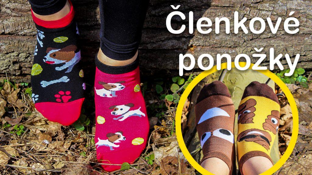 členkové ponožky- sk