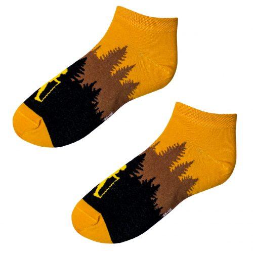 veselé členkové ponožky – Turista