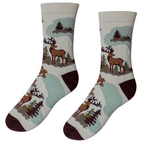 Veselé ponožky – Pre poľovníka