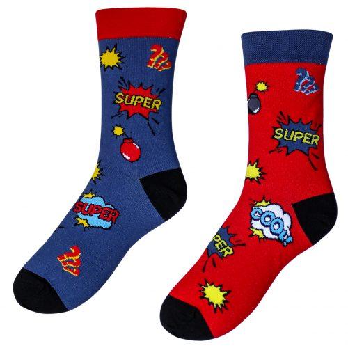 Veselé ponožky – Super