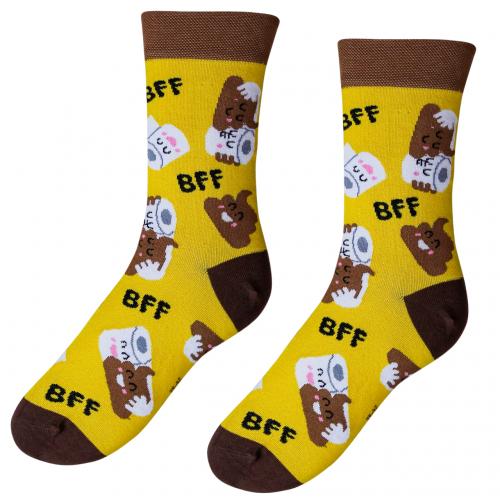 Veselé ponožky Hovienko BFF