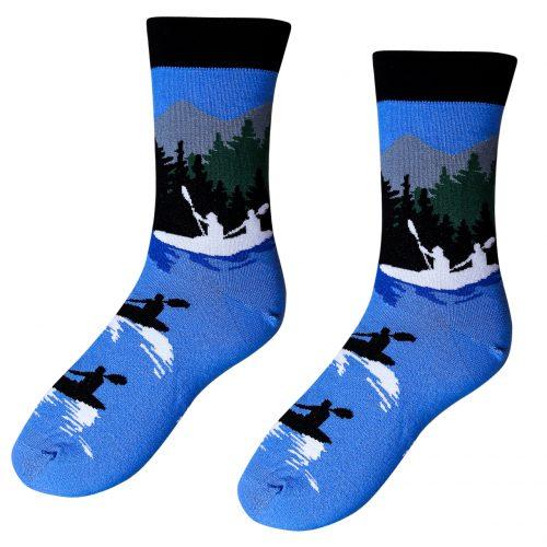 Veselé ponožky Splav